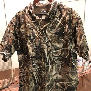 Drake Men's Realtree Max-5 Short Sleeve Shirt